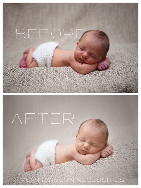 Heres how i edit newborn photos in photoshop including the image above