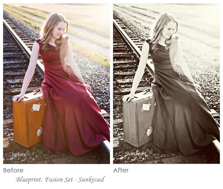 fusion photoshop actions