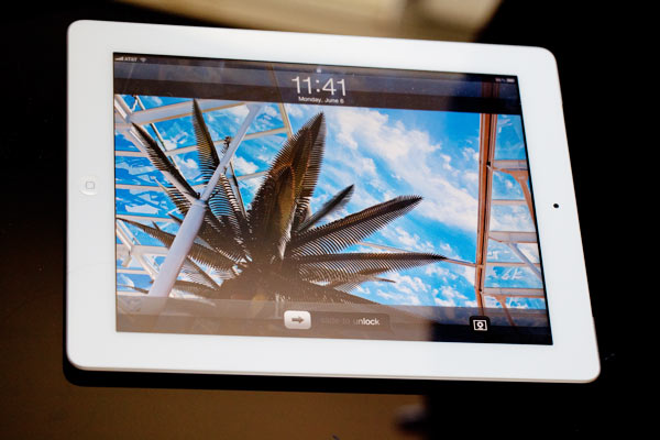 win an iPad 2 for photographers