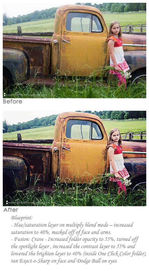 color pop photoshop actions