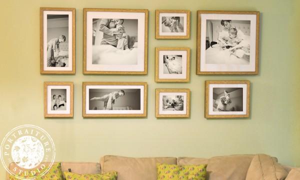 Framed Portraits