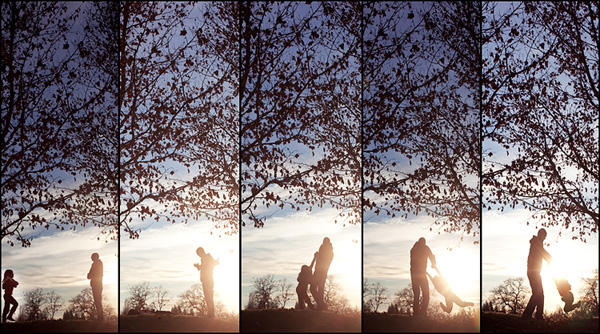 How to photography silhouettes