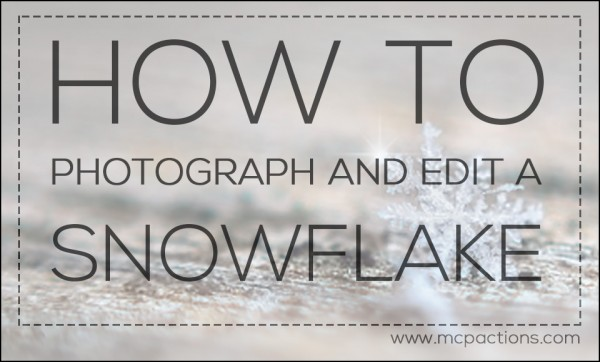 photograph-snowflake