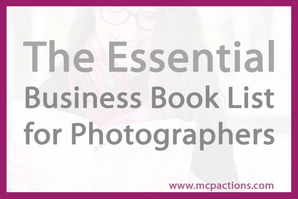book list for photographers