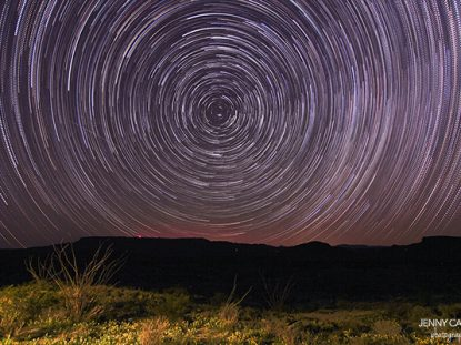 StarTrail North Star