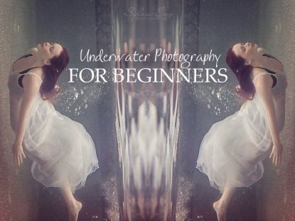 How to photograph underwater
