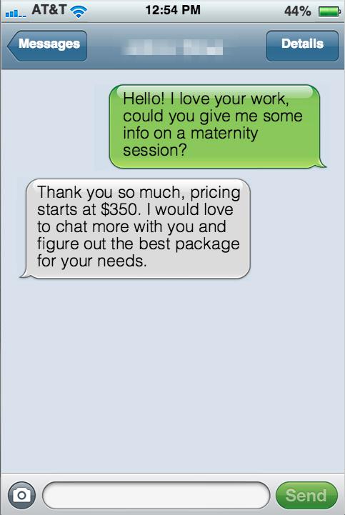 Price Inquiry