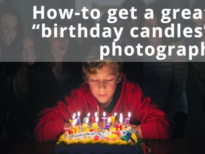 How to get a great Birthday Candles photo