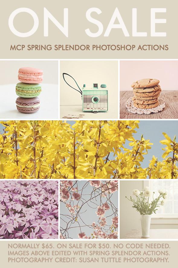 spring splendor ad