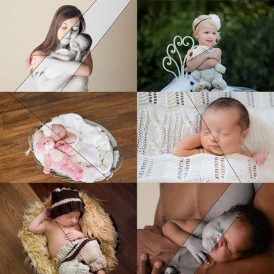 Baby Steps™ Newborn Lightroom Presets