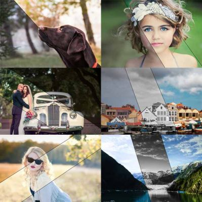 Enlighten™ Lightroom Presets