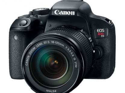 Canon EOS Rebel T7i / 800D Review