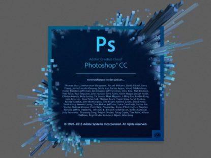 Adobe Photoshop CC 14.2 update