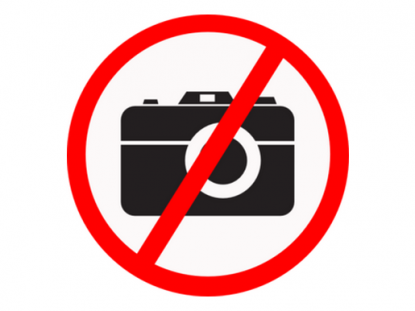 Ban photography in Vermont