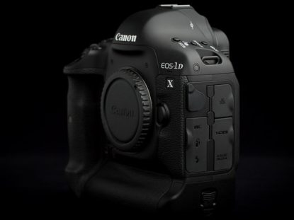 canon 1d x mark ii burst mode