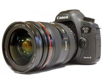 Canon 5D Mark III successor rumors