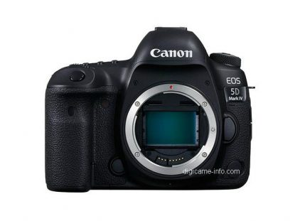 canon 5d mark iv leaked