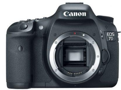 Canon 7D Mark II metal body