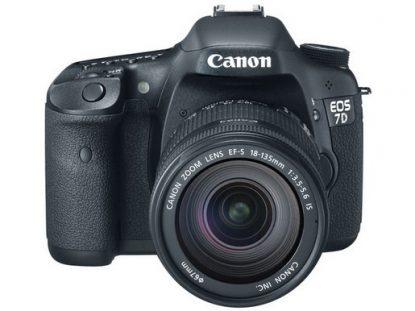 Canon 7D Mark II sensor tech rumor