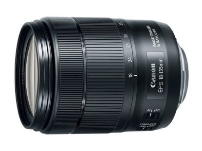 canon ef-s 18-135mm f3.5-5.6 is usm zoom lens