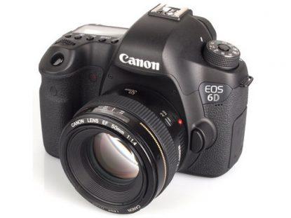 Canon EOS 6D Mark II specs