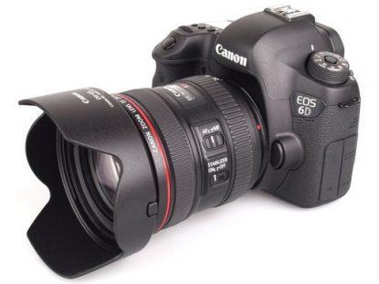 Canon EOS 6D Mark II tilting screen rumors