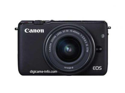 Canon EOS M10 photo