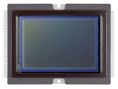 Canon full frame sensor