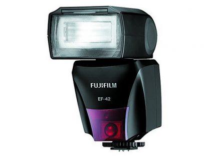 Fujifilm EF-42 shoe mount flash