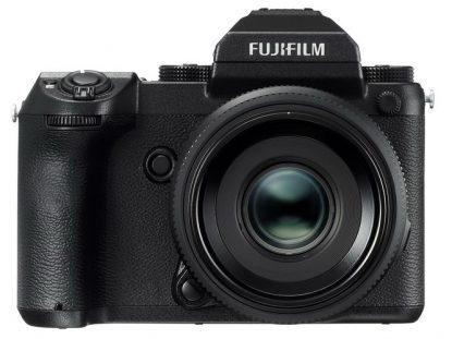 fujifilm gfx 50s front