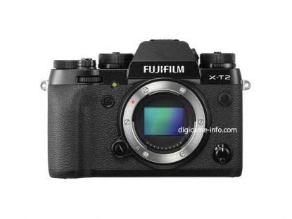 fujifilm x-t2 photos leaked