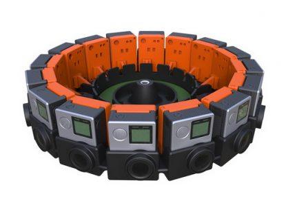 Google Array 16-camera rig