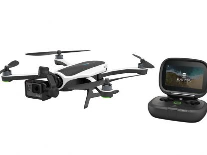 GoPro Karma drone and controller