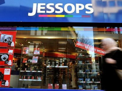 Peter Jones acquires Jessops brand