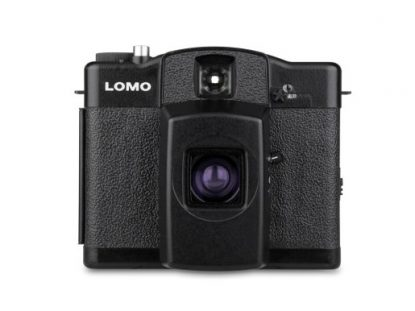 Lomography LC-A 120 front