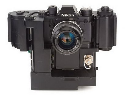 NASA-modified Nikon F3