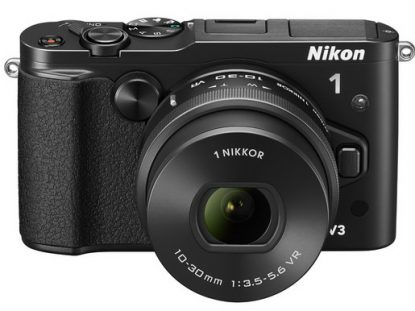 Nikon professional mirrorless camera