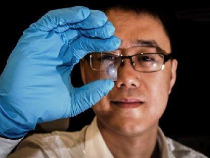 Future graphene dim light sensor