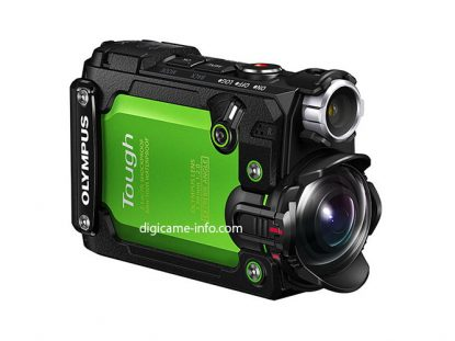 olympus stylus tg-tracker action camera leaked photo