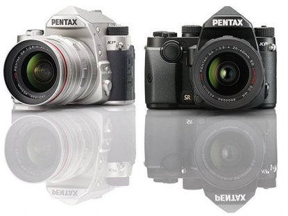 pentax kp front