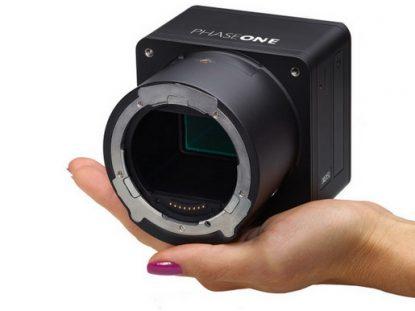 Phase One iXU 150 medium format