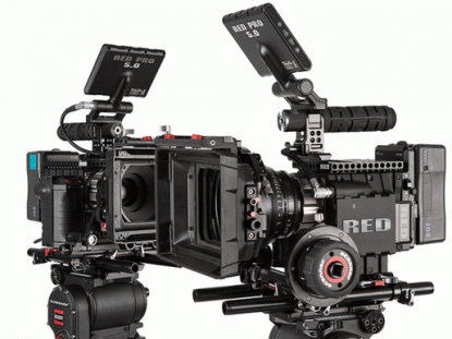 Sony files suit against Red Digital