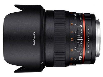 Samyang 50mm f/1.4 Photokina
