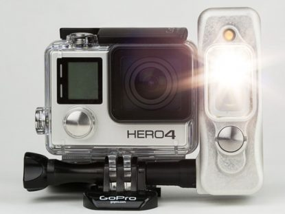 Sidekick for GoPro Hero cameras