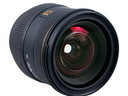 sigma 24-70mm f2.8 if ex dg hsm af lens