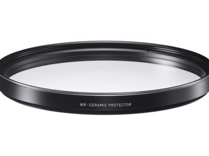 sigma protective lens filter clear glass ceramic