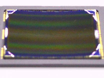 Sony curved full frame CMOS image sensor