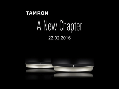 tamron lens announcement february 22