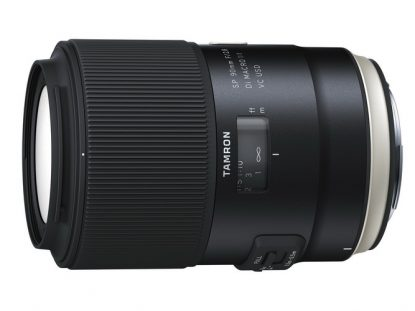 tamron sp 90mm f2.8 macro di vc usd