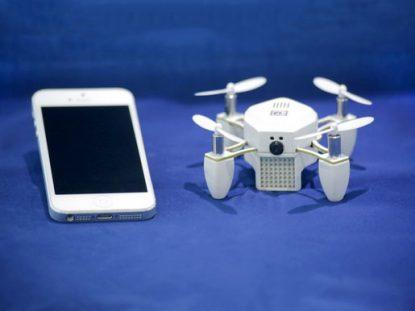 Zano quadcopter